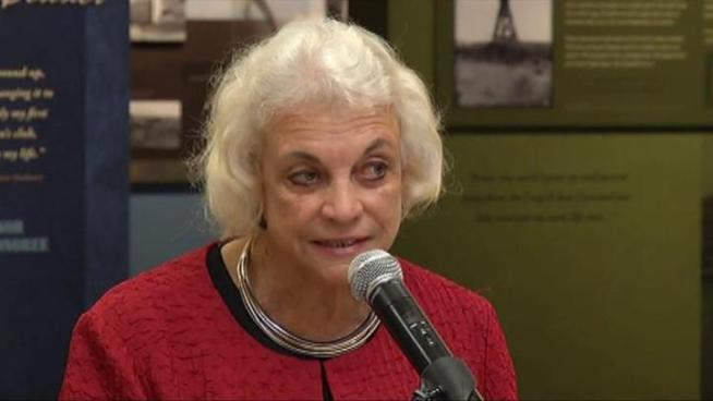 An exhibit about the life of Sandra Day O'Connor opens this week in Fort Worth.