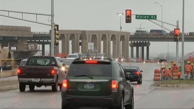 Businesses impacted by the Hulen Street Bridge construction in Fort Worth finally see a ray of hope as another lane opens to traffic.