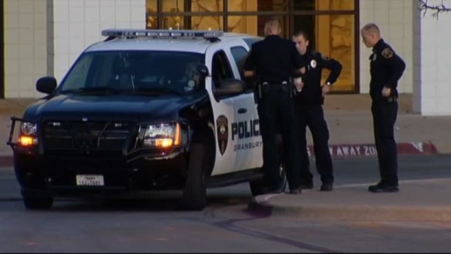 An increased police presence at Granbury High School Monday is a direct response to a reported threat made Friday against the school.