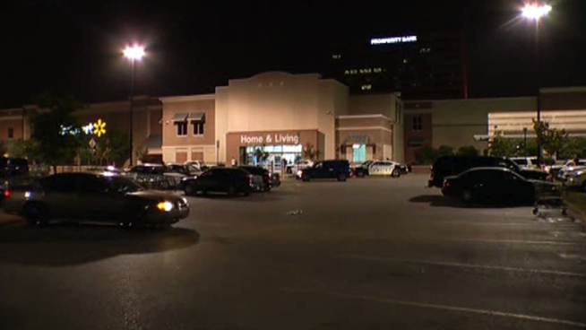 Witnesses said there was chaos inside a Dallas Walmart after a gun was fired. Police believe the shooting may have been an accident.