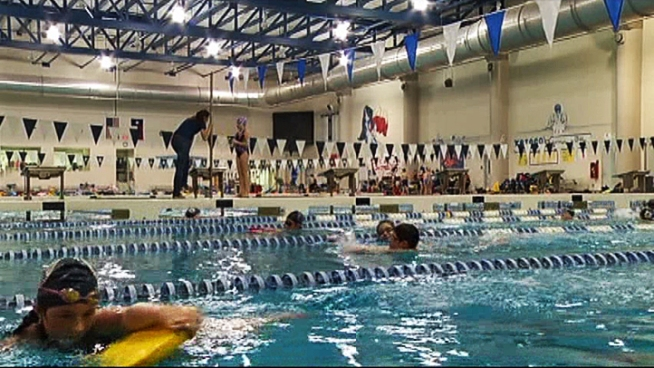 Frisco Aquatics will break ground on a new facility that will feature a pool used in the 2008 Olympic Trials.