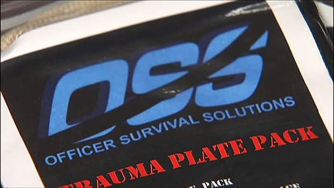 A new trauma kit that Fort Worth officers started carrying may have saved the life of one of their own who was shot three times in the line of duty on Tuesday.