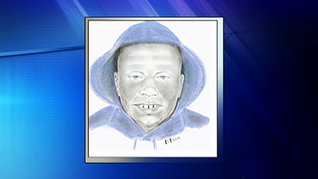 Dallas police are searching for an armed robber at a north Dallas apartment complex.