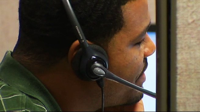The Dallas-Fort Worth area is a big winner as some customer service call center jobs return to the United States.