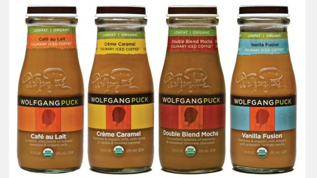 Wolfgang Puck's Coffee Drink Recipes