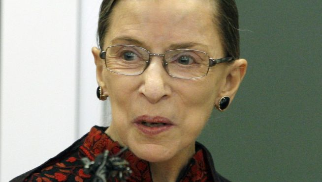 Ruth Bader Ginsburg Speaks at SMU