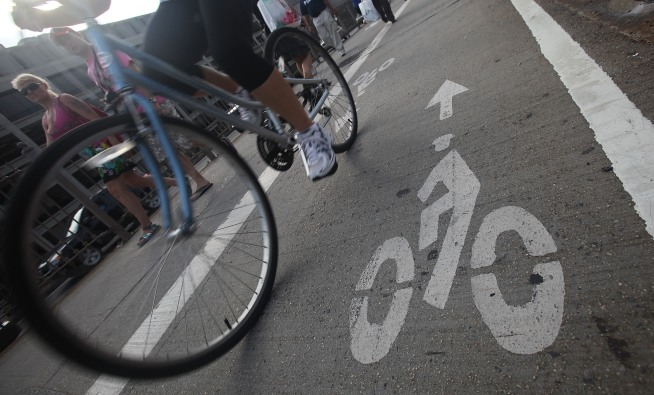 Brrring Brrring! Dallas' Bike Plan Wants Your Input