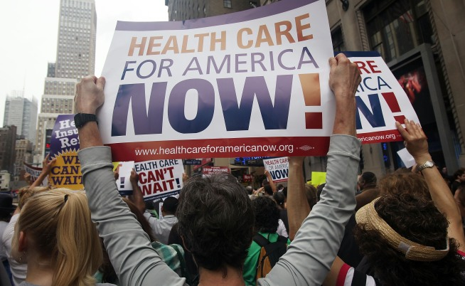 Health Care Polls Leave Pols Dizzy