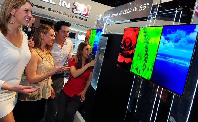 Great Gadget Photos: CES 2011