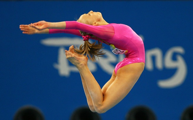 Texan and Olympic champion Nastia Liukin has her sights set on the London 2012 Olympic Games.