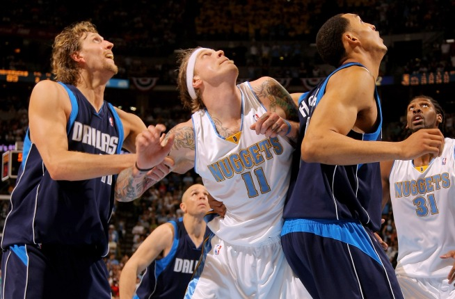 Mavs Hand Nuggets a Rare Loss at Home