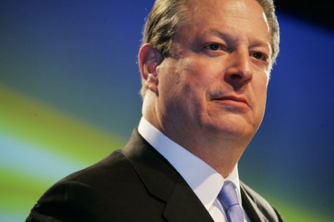 "Gore to Pen ""Inconvenient Truth"" Sequel"