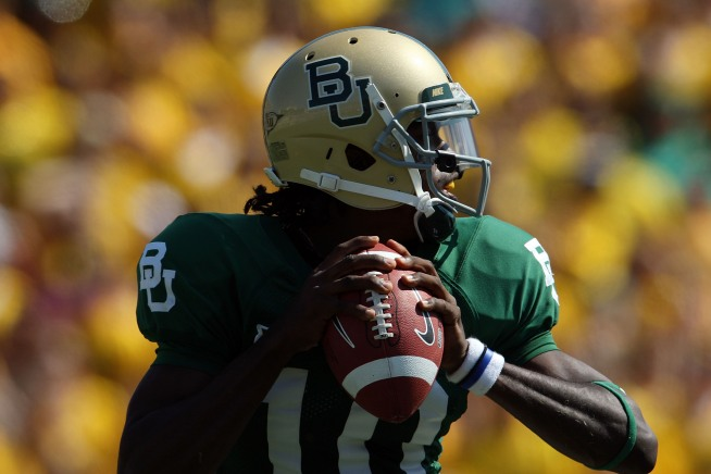 Baylor Loses Starting QB for Season
