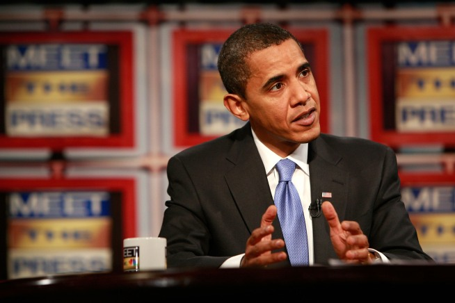 Obama: Anger at Policies, Ideas Not Based on Race
