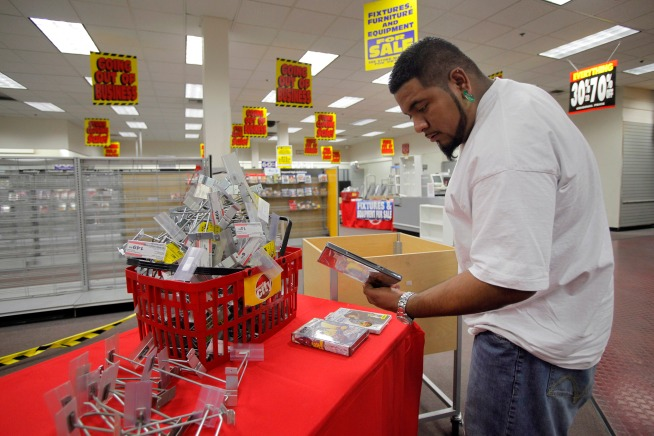 Circuit City Closes Everything, Target Opens 27 Stores