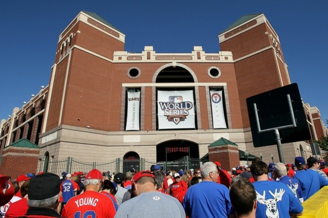 Rangers Leaving The Fan for ESPN