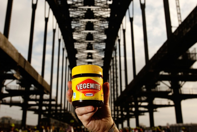 Customs Tries to Take Aussie Diplomat's Vegemite