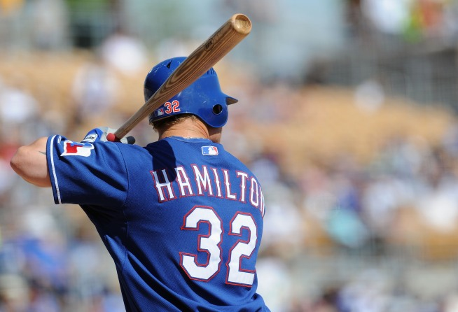 Josh Hamilton Can Hit It