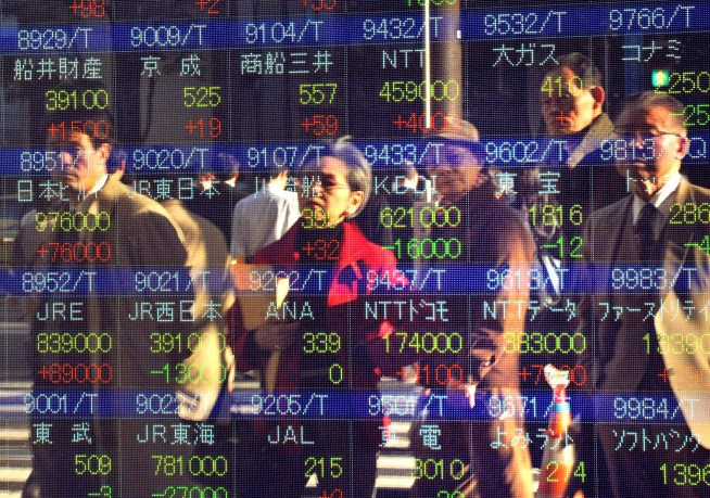 Asian Markets Rise as Congress Nears Deal