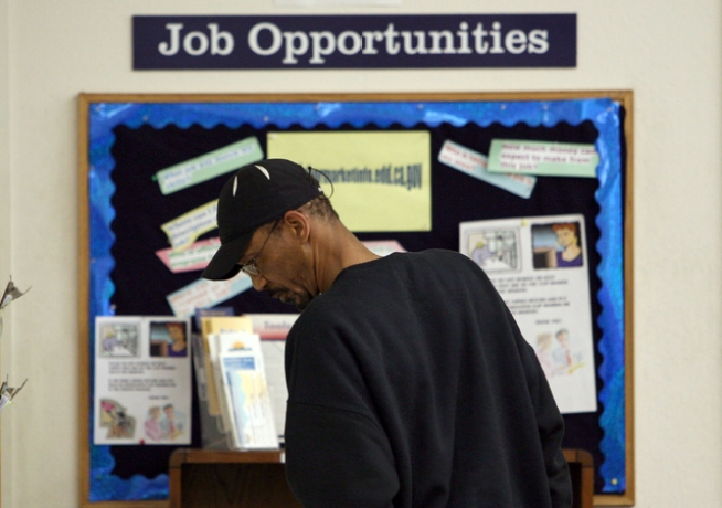Blacks Hard-hit by Loss of Middle-Class Jobs