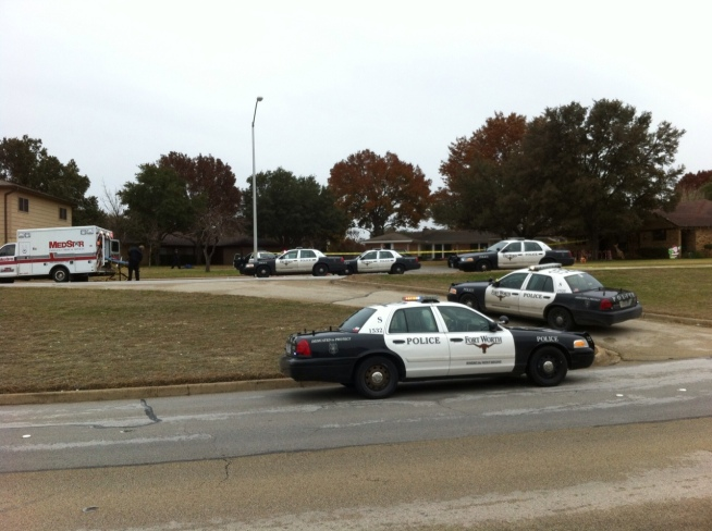 Man Shot By Fort Worth Police