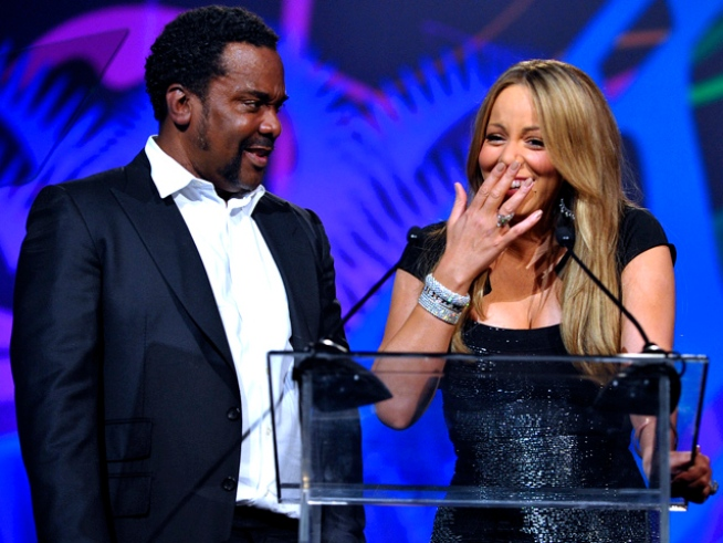 Mariah's Erratic Behavior Not Just at Palm Springs Film Fest