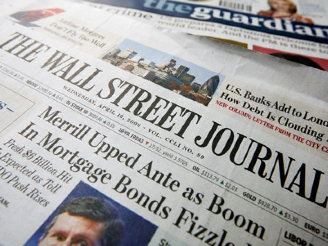 Wall Street Journal Meltdown