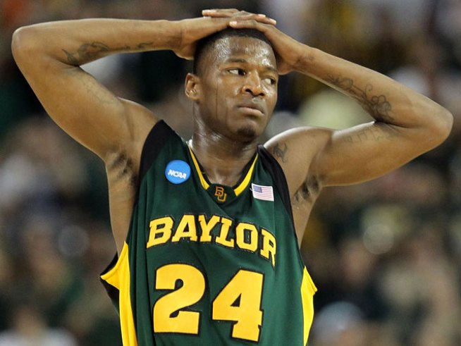 Baylor Officials Clear Dunn Following Arrest