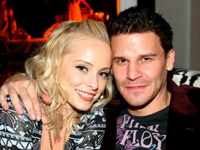 "David Boreanaz's Wife: ""Still Angry"" and ""Still Mad"""
