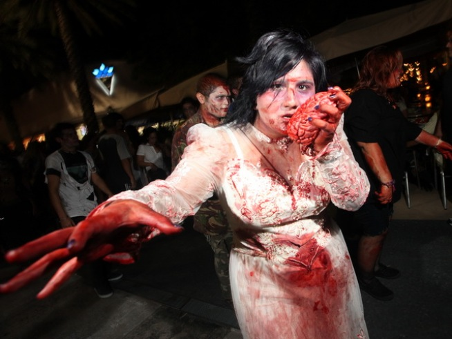 Zombies to Invade Deep Ellum