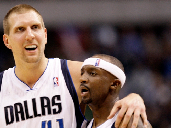 Good Night for Nowitzki, Terry