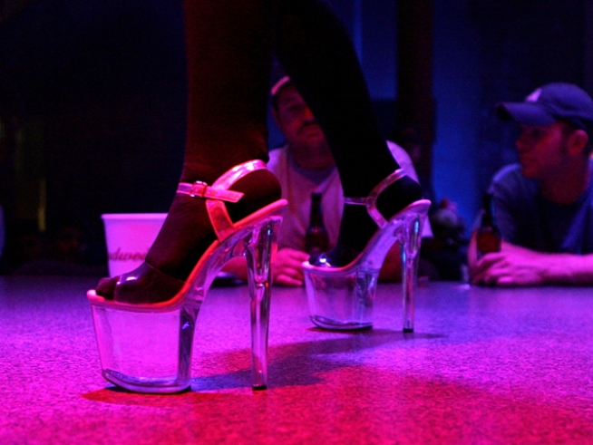 Man Gets $650,000 After Eye Injury During Lap Dance