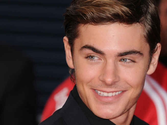 Could Zac Efron's Next Role Be As Publicist?