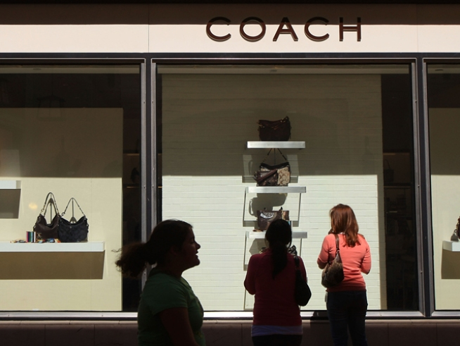 Coach Sues Sam Moon Over Handbags