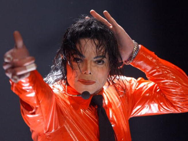 Michael Jackson's Stuff on the Auction Block