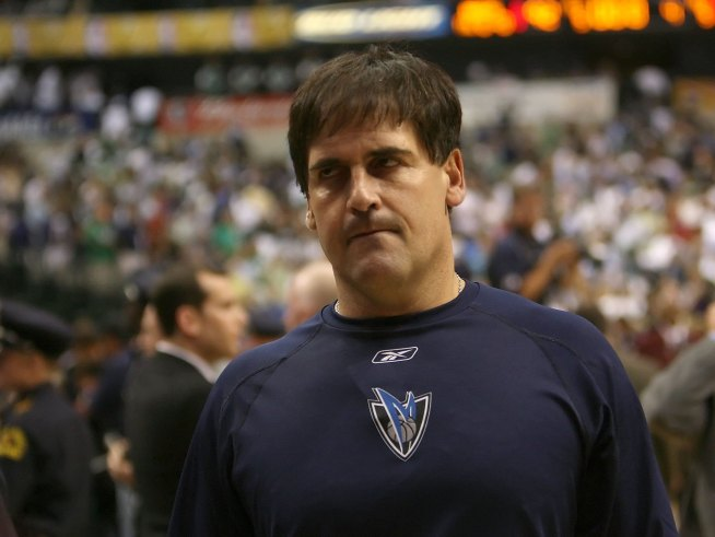 Could Mark Cuban Be the Next Rangers Owner?