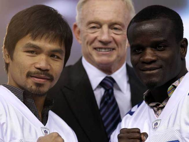 Pacquiao-Clottey Press Conference