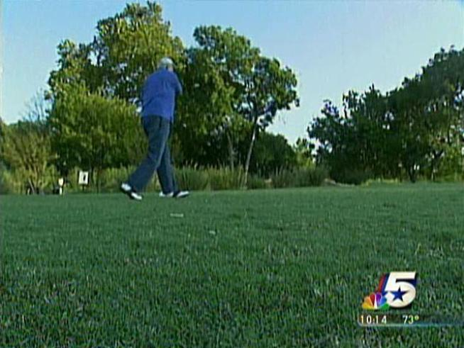 N. Texas Golf Course Goes Green