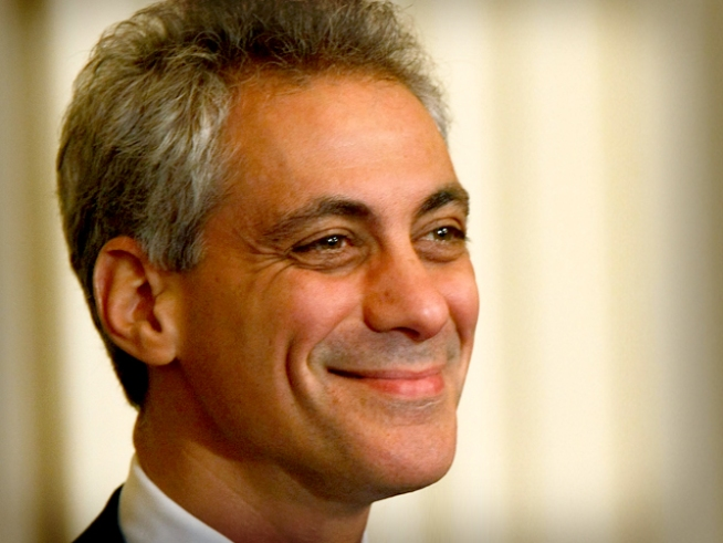 The Legendary Rahm Emanuel