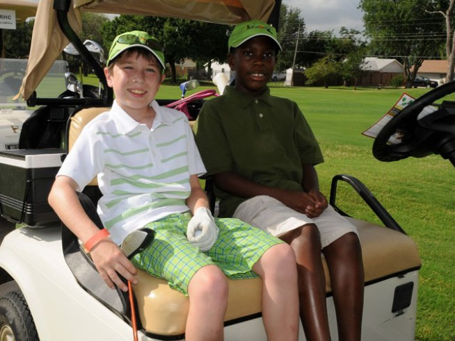 Teen Aces Golf Fundraisers