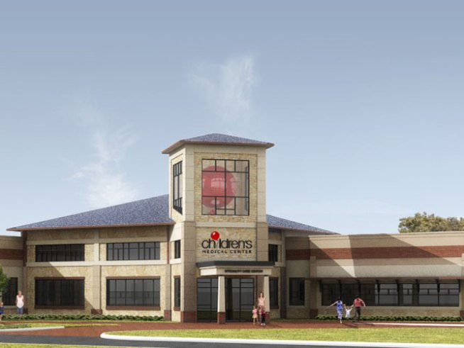 Children's Medical Center Expands Into Southlake