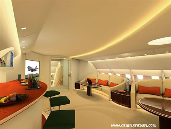 A380 Luxury Lounge