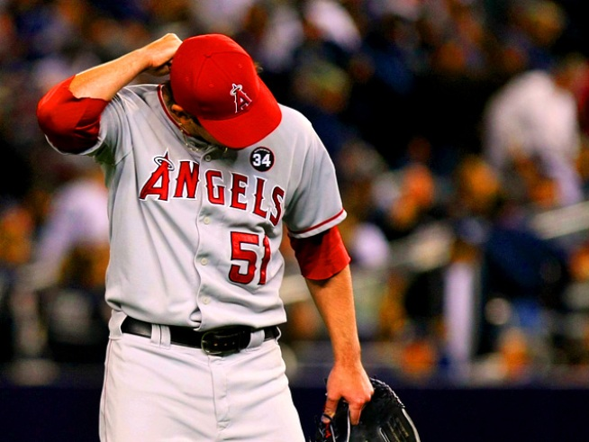 Angels Throw Season Away