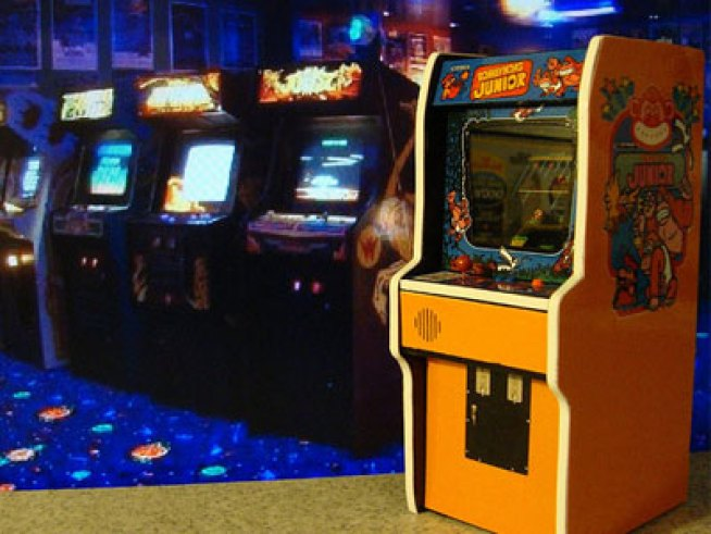 Dallas Arcade Game Player Honored