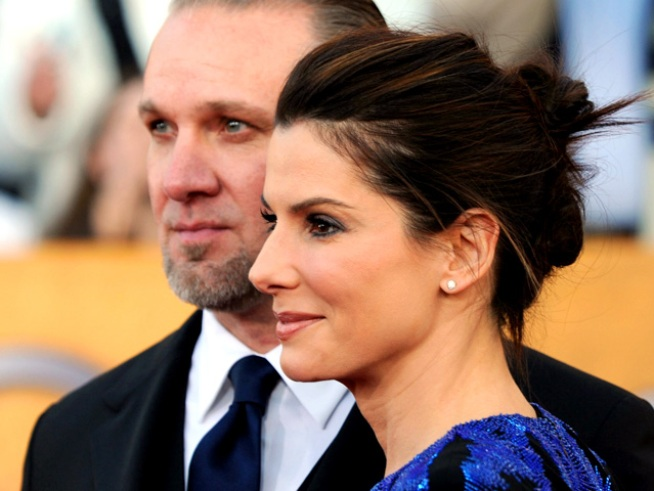 Sandra Bullock Surfaces To Visit Friend; Trump Reacts To Jesse James