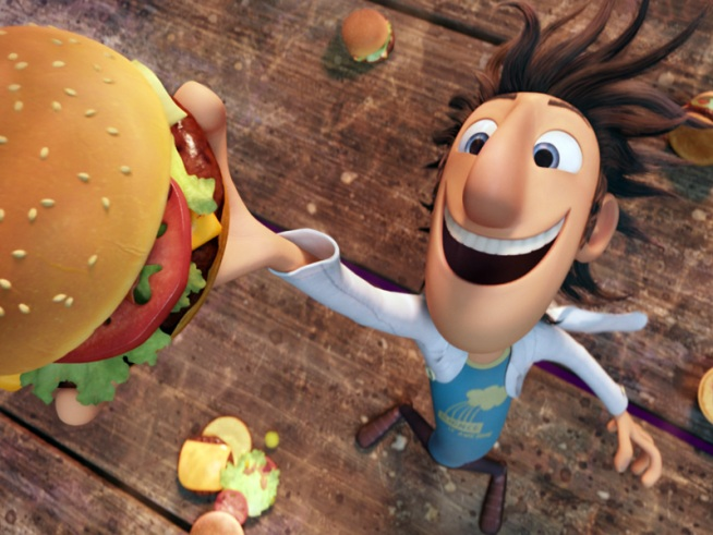 """Cloudy With a Chance Of Meatballs"" Tops Box Office"