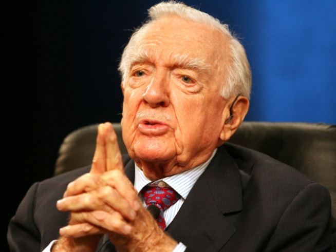 Obama Invited to Eulogize Cronkite