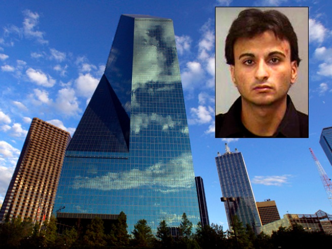 Would-Be Bomber of Dallas Skyscraper to Be Sentenced Today
