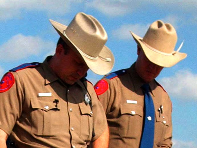 DPS Trooper Killed in Car Crash with Cow