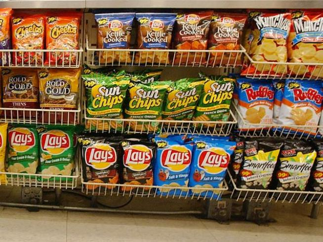 Frito-Lay Awarded Prestigious Green Award